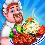 Cooking Story Crazy Kitchen Chef Restaurant Games icon