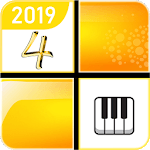 New 🎹 Bendy Piano Tiles Game icon