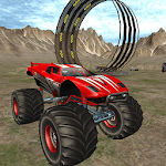 Monster Truck Village Simulator icon