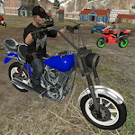Driving Simulator 2019: Motorcycle Police Chase icon