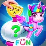 Unicorn Squishy Maker- Unicorn Dressup Salon icon