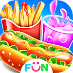 Street Food Maker – Cook Food Games icon