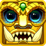 Temple Dungeon Run for pc logo