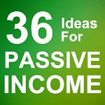 36 Ideas for Passive Income icon