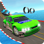 Car Stunts Extreme Driving - Ramp Drift Game icon