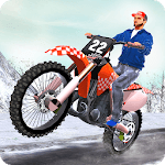 Mega Bike Racing - Moto Stunt Race 2019 icon