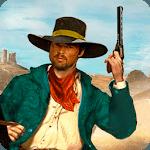 Real Cowboy Gun Shooting Training Game icon