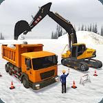 Snow Excavator Machine - Construction Crane 2019 icon