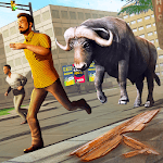 Bull Attack Hunter Rampage for pc logo