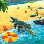 Hungry Crocodile Attack Simulator icon