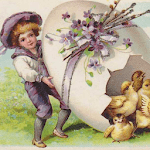 Happy Easter Cards icon