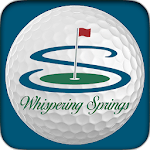 Whispering Springs Golf Club for pc logo