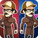 Find The Differences - Detective Story for pc logo