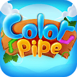 Color Pipe - Connect Line Puzzle icon