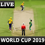 Live Cricket World Cup Stream 2019 ; Live Cricket for pc logo