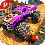 Monster Truck Freestyle Parker icon