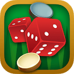 Backgammon Club for pc logo