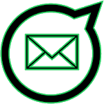 WhatsMail Notifications for WhatsApp icon