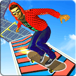 Impossible Tracks Skateboard Games icon