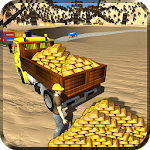 Gold Miner Rush Truck Drive icon