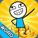 words adventure-treasure hunt story icon