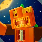 Halloween Night: Cube Pizzeria for pc logo