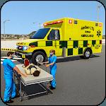 City Ambulance Drive 911: Ambulance Games icon