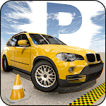 Real Car Parking & Driving School Simulator 2 for pc logo