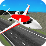 Airplane Games City Flying Pilot icon