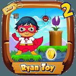 Ryan Run Game toy adventures 2019 for pc logo