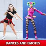 Battle Royale Dances and Emotes icon
