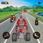 ATV Traffic Rider 2019: Quad Bike & Kart icon