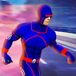 Super Light Speed Hero City Rescue Mission for pc logo
