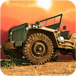 Offroad Jeep Mountain Driving Adventure icon