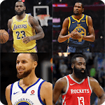 Guess the NBA player icon