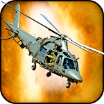 Gunship Helicopter Battle icon