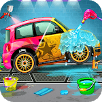 Car Mechanic Station: Free Games icon