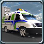 Ambulance Rescue Drive 3D icon