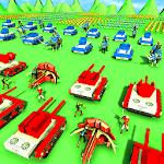 Stickman Battle Simulator - Stickman Warriors for pc logo