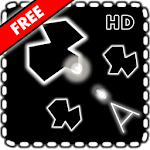 Vectoids - Free Asteroids Retro Space Shooter icon