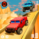 Offroad Hummer Stunt Tracks: Racing Games 2019 icon