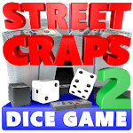 STREET CRAPS 2 Dice Game icon
