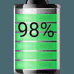 Battery Widget Level Indicator icon