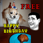 FUNNY MEMES BIRTHDAY CARDS icon