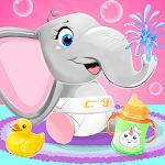 Baby Elephant Pet Care icon
