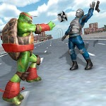 Incredible Ninja Turtle Sword : Superheros Combat icon
