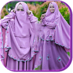 Hijab Syari Fashion Style icon