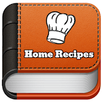 Homemade food recipes for pc logo