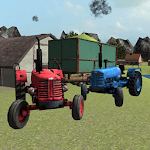 Classic Tractor 3D: Silage icon