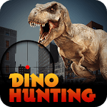 Dinosaur Hunting 2019: Dinosaur Games for pc logo